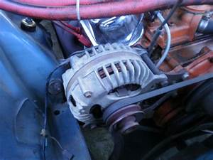 Alternator Replacement With Gm Type