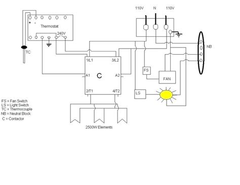 Wiring Diagram For Ge Oven Element by Wiring Electric Oven Diagram Camizu Org