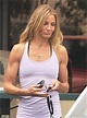 Cameron Diaz goes for a workout at Gym before the party ...