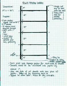Quilt Rack Plans Wood Magazine Quilt Rack Plans