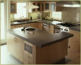 Kitchen With Dining Room Designs by Kitchen Countertops Materials Home Design Ideas