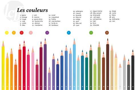 d駻ouleur cuisine français b2 2016 17 les couleurs