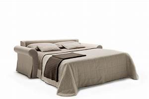 Canape lit avec vrai matelas ellis for Canapé lit avec un vrai matelas