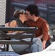Chloe Sevigny passionately kisses new gallery director ...