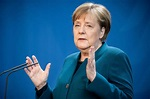 Germany's Angela Merkel in Quarantine After Doctor Tests ...