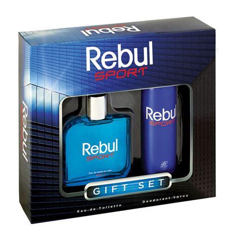 Rebul Sport Eau De Toilette Gift Set Parfum Hediye Seti