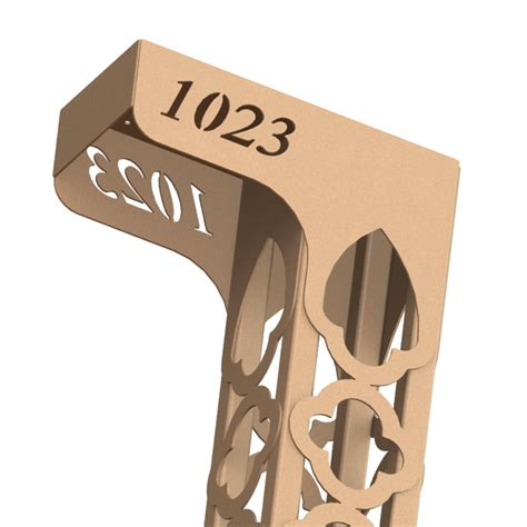 Select a private mailbox address at any ipostal1 virtual mailbox locations. Custom Decorative Mailbox Post Designs - Designer Rants