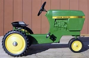 Toy John Deere Pedal Tractor Decals