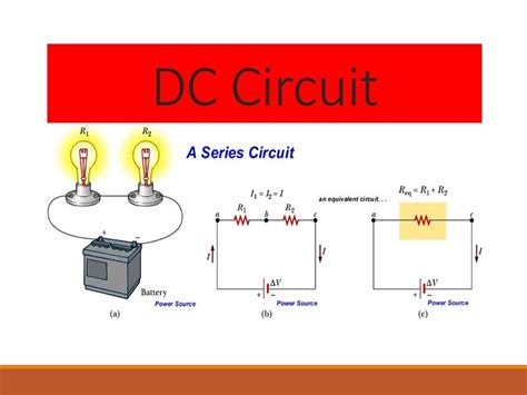 Circuit Series Parallel Circuits Youtube