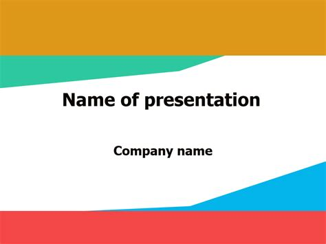 news broadcasting powerpoint template