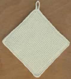 Free Crochet Pot Holder Patterns for Beginners