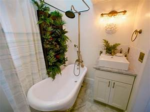 8 Tiny House Bathrooms Packed With Style HGTV39s