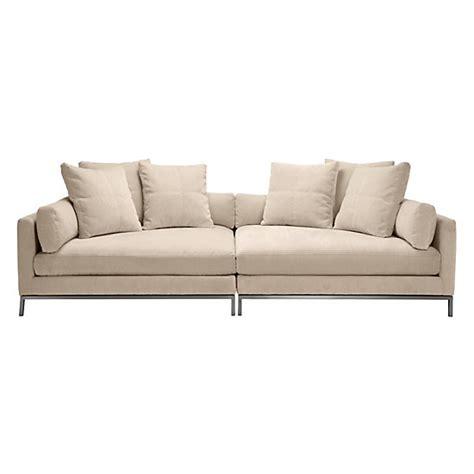 z gallerie pierce sofa ventura 2 piece extra deep sofa z gallerie