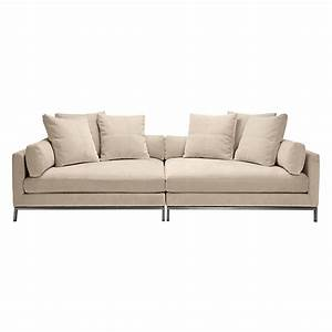Ventura extra deep sofa 2 piece couch z gallerie for Z gallerie sectional sofa