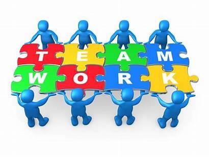 Working Together Team Clipart Teamwork 3d Powerpoint
