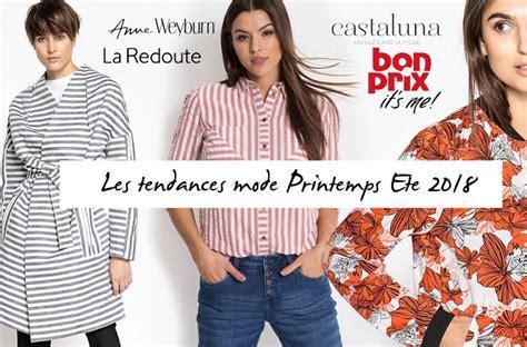 Anne Weyburn, La Redoute, Castaluna, Bonprix