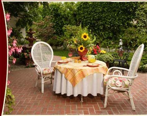 bed and breakfast wedding garden cottage san clemente b b