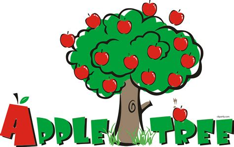 Apple tree download free clip art with a transparent ...