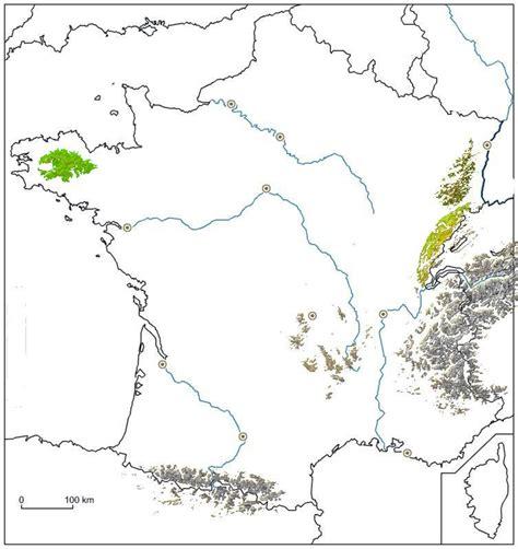 Carte De Fleuves Et Montagnes Vierge by Espace Ilyatoo