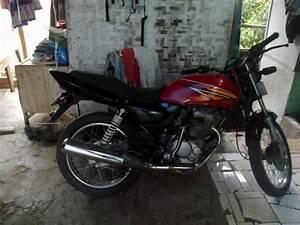 Modifikasi Tampilan Honda Megapro 2005