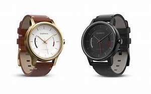 garmin devoile vivomove la nouvelle montre connectee With robe fourreau combiné avec nouvelle montre connectée