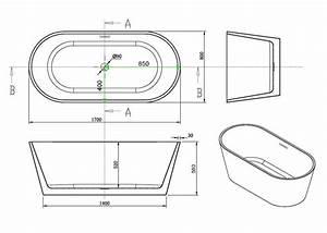 Baignoire Douche Dimension : baignoire lot aux courbes pur es lugano ~ Premium-room.com Idées de Décoration