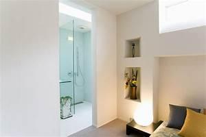 Bad Im Schlafzimmer : offene wohnung wohnk che schlafzimmer und bad ohne w nde ~ A.2002-acura-tl-radio.info Haus und Dekorationen