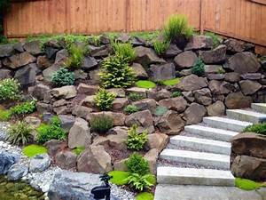 Hang Bepflanzen Bodendecker : steingarten gestalten n tzliche tipps ideen und beispiele ~ Lizthompson.info Haus und Dekorationen