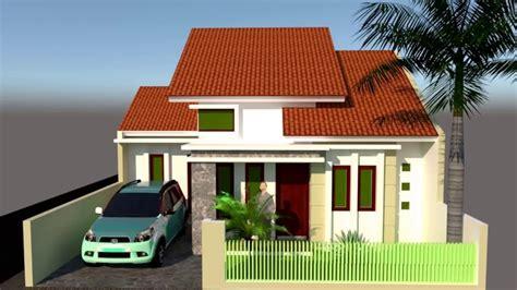 desain rumah sederhana tipe    kamar full tamapak