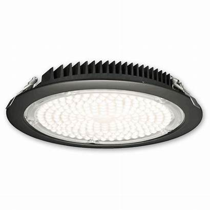 Led Commercial Lighting Fixture Round Lights Recessed