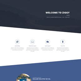 Free Html Template Free Html Css Website Templates