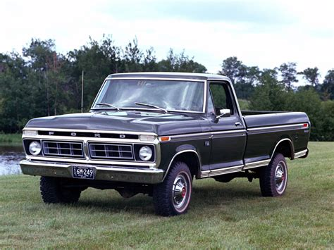 1976 77 ford f 150 4x4 ranger