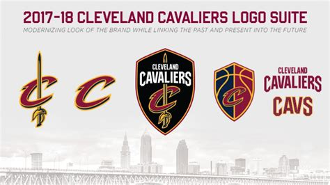 cavs announce  logo suite    season fear