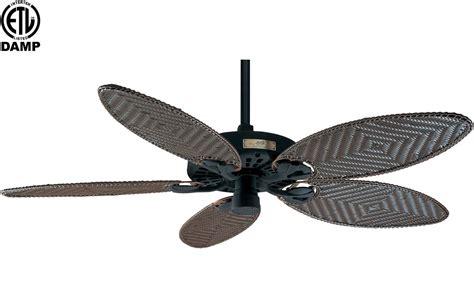 hunter outdoor ceiling fans hunter outdoor original 52 quot outdoor textured black ceiling