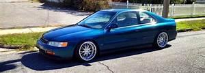 Slammed 95 Accord - Honda Accord Forum