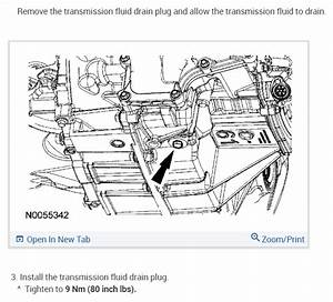 Location Of The Transmission Filter  How To Remove And Re