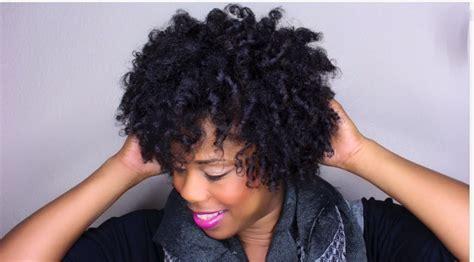 Twisted Flexi Rod Set 7   Black Women's Natural Hair