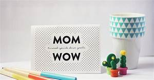 Mother's Day Card Free Printable | One O DIY