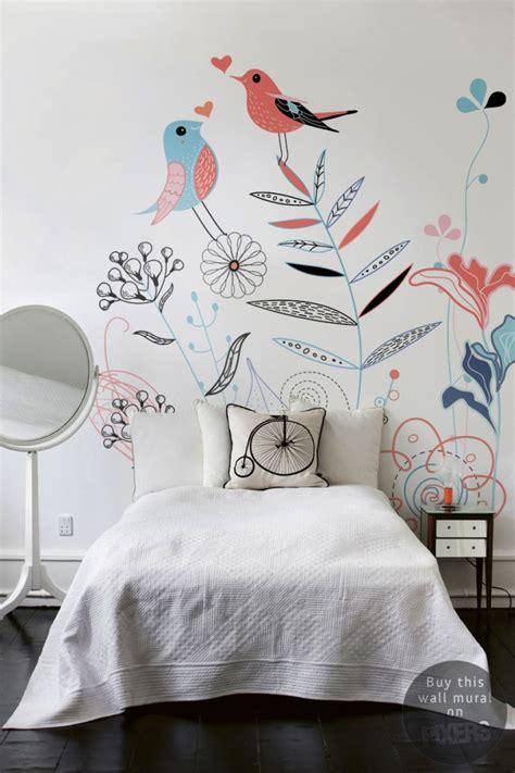 papier peint pour chambre fille déco chambre bébé papier peint enfant