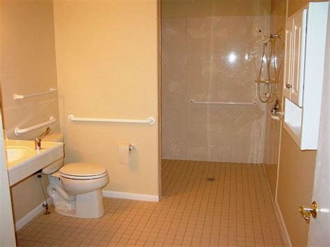handicapped bathroom design disabled bathrooms home interior design