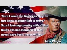 "John Wayne ""America, Why I Love Her"" – Cowboys and"