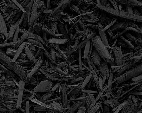 Black Shredded Bark & Mulch In Utah  Asphalt Materials