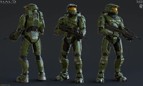 ODST Armor 3D Model | Mungfali