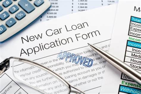 How To Get Preapproved For A Car Loan