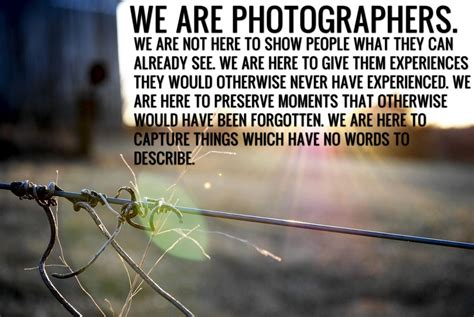 photographers photography quotes