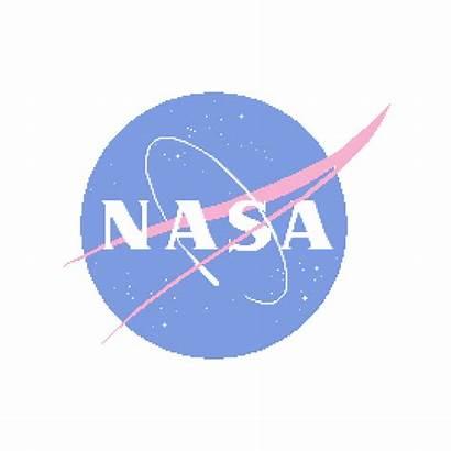 Aesthetic Pastel Nasa Pixel Space Sticker Galaxy
