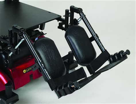 jazzy select power chair leg rests jazzy 600 es power chair