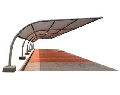 tettoie per parcheggi pensiline per auto e tettoie modulari mx19 coperture