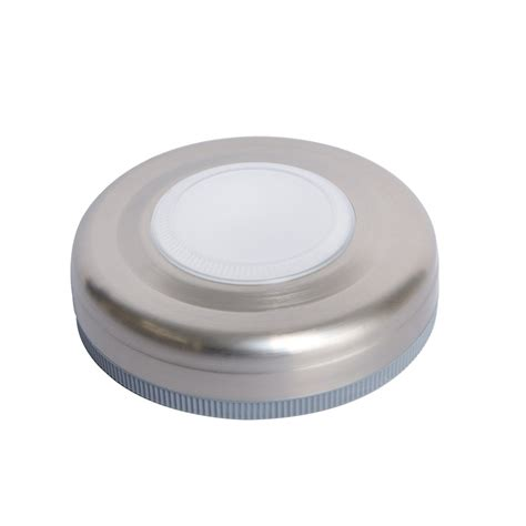 shop project source 2 pack 3 54 in battery puck lights at