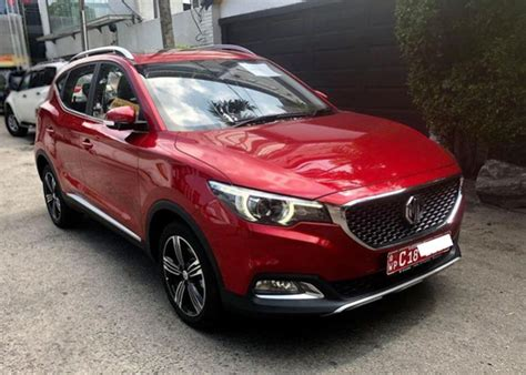 Mg Garage by Morris Garage Mg Zs 2018 For Sale Colombo Lkautomart